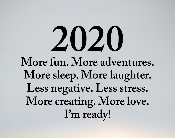 2020 more